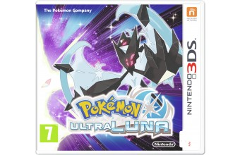 Nintendo 3ds Pokemon Ultra Luna