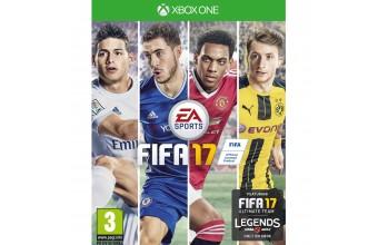 Electronic Arts FIFA 17, Xbox One Basic Xbox One videogioco
