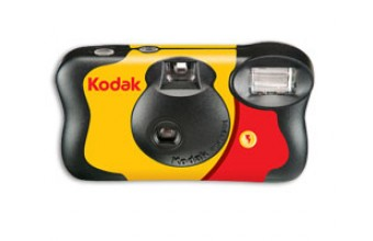 Kodak FUN Flash Single Use Camera, 27+12 pic