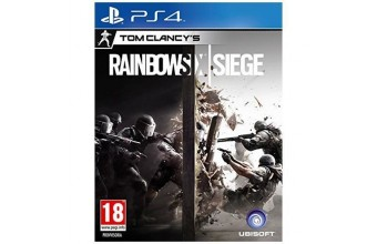 Ubisoft Tom Clancy's Rainbow Six Siege, PS4 Basic PlayStation 4 ITA videogioco