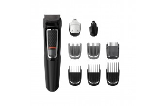 Philips MULTIGROOM Series 3000 9 in 1, Barba e capelli MG3740/15