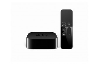 Apple TV MQD22QMA 4K 32GB Nero