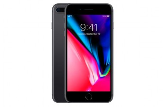 "Apple iPhone 8 PLUS 5.5"" Retina 64GB Smartphone Space Grey"