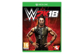 Take Two WWE 2K18 XBox One Videogame ITA