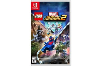 Warner Bros LEGO Marvel Super Heroes 2 - Nintendo SWITCH Videogame ITA