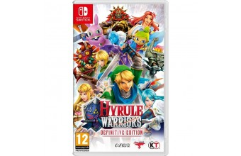 Nintendo HAC Hyrule Warriors Definitiv Edition Switch Videogame ITA