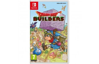 Nintendo Switch Dragon Quest Builders Videogame ITA