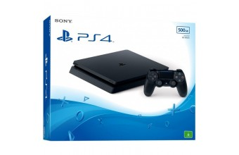 Sony PS4 500GB E Chassis Black Console