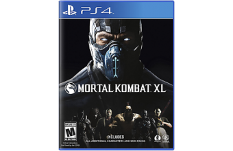 Warner Bros Mortal Kombat XL, PS4 Base PlayStation 4 videogioco