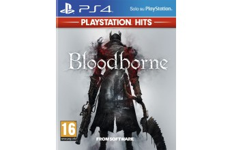 Sony Bloodborne (Playstation Hits Edition) PS4 PlayStation 4 ITA videogioco