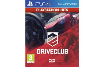 Sony DriveClub (Playstation Hits Edition) PS4 PlayStation 4 ITA videogioco