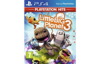 Sony Little Big Planet 3 (Playstation Hits Edition) PS4 PlayStation 4 ITA videogioco