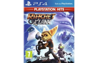 Sony Ratchet & Clank (Playstation Hits Edition) PS4 PlayStation 4 ITA videogioco